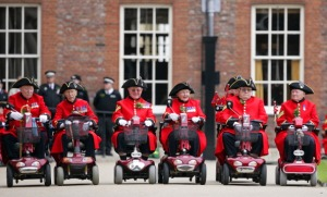 Countess of Wessex Attends Founder's Day At The Royal Hospital Chelsea